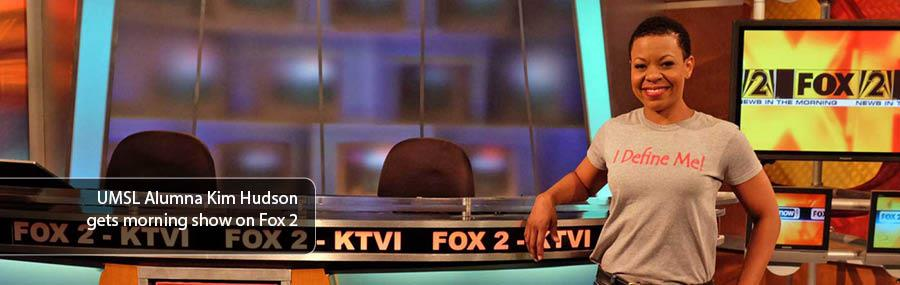 Kim Hudson morning show Fox 2