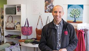 UMSL Alumnus Opens Fair Trade Shop