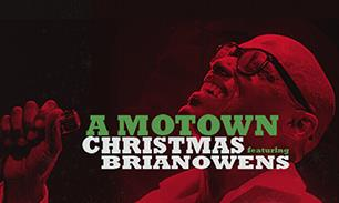 A Motown Christmas- December 4th at the Sheldon Concert Hall