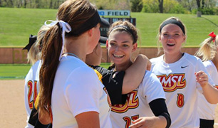 UMSL Softball Advances to Regional Tournament