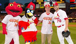 UMSL Night at the Ballpark- September 2014